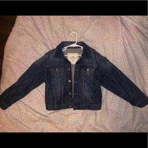 $10 With Purchase! H&M dark navy denim jacket